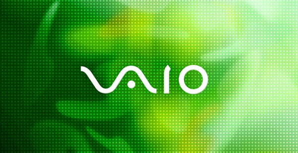 Sony Vaio Think Green Logo