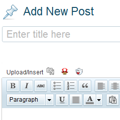 WordPress Page and Post Titles