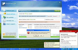 Antivirus Live Fake Anti Virus
