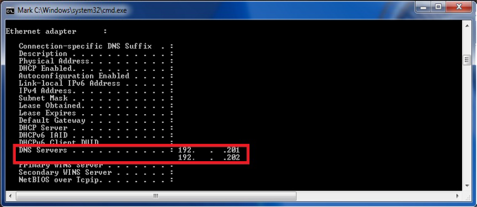 DNS Server Changer