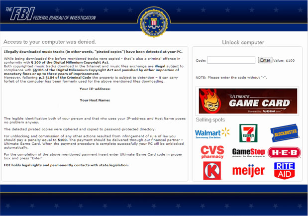 How to remove the FBI virus (FBI Moneypak Ransomware) – Fake FBI ...