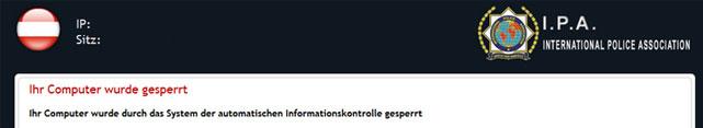 IPA Virus Austria Alert