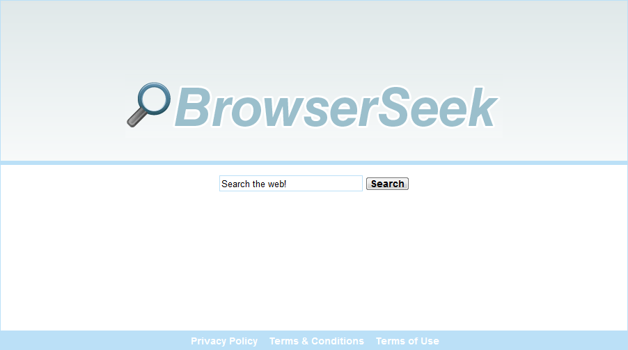 BrowserSeek Virus
