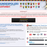 Bundespolizei National Cyber Crimes Unit Ransomware