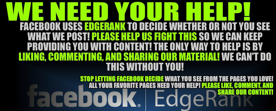 Facebook uses Edgerank