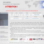Interpol Department Of Cybercrime Ransomware