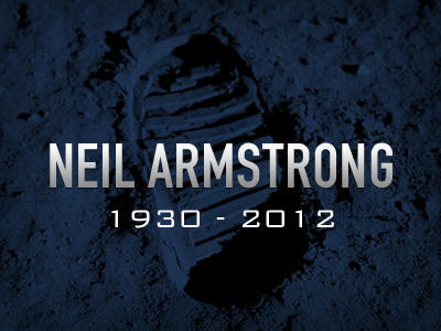 Neil Armstrong 30 – 12