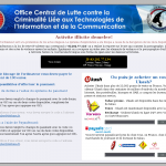 Office Central de Lutte contre la Criminalite Liee aux Technologies de I Information et de la Communication Ransomware