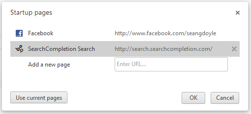 SearchCompletion Search