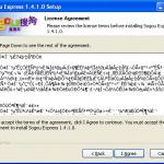 Sogou Toolbar License Agreement