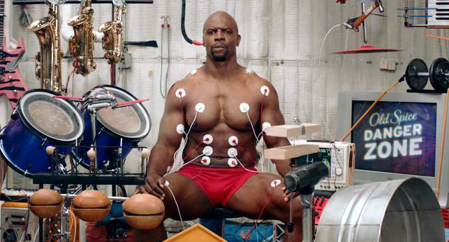 Terry Crews Old Spice Music