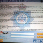 West Yorkshire Police Ransomware