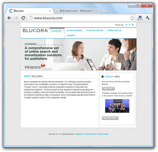 Bluecora Scam