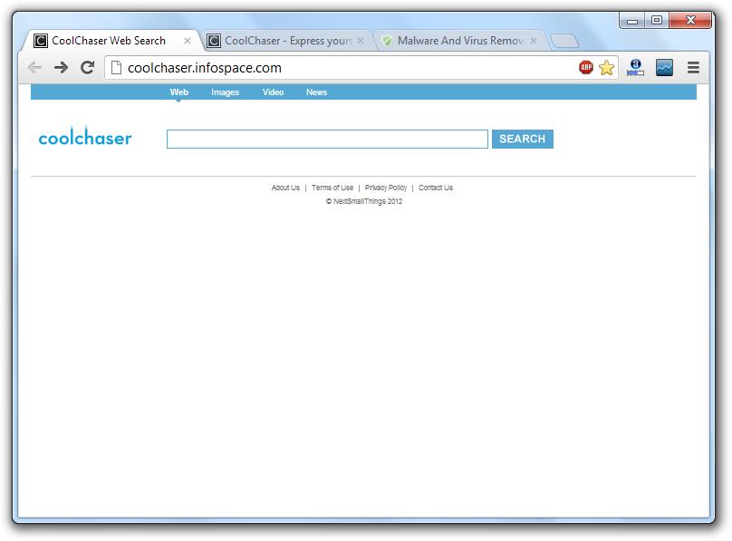 Coolchaser Infospace Virus