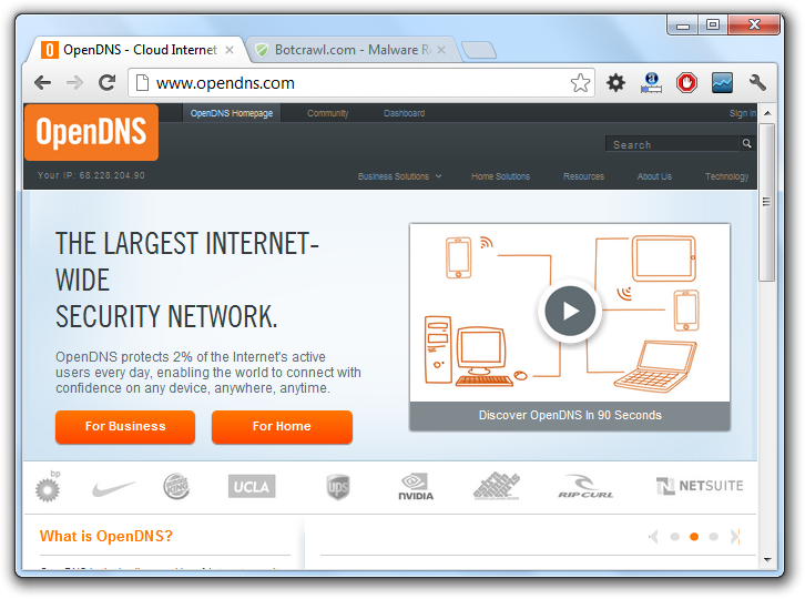 How To Remove OpenDNS
