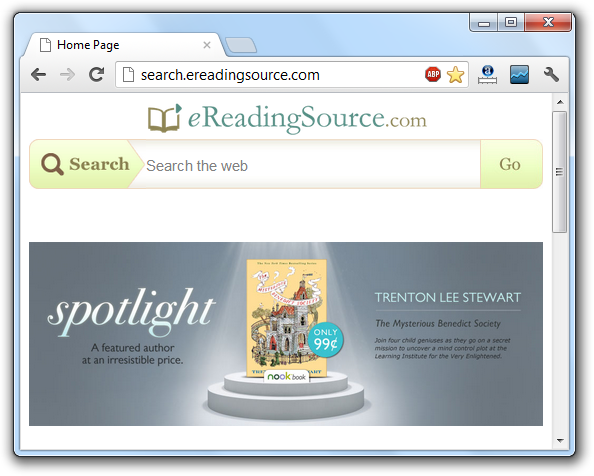 Search EReadingSource Virus