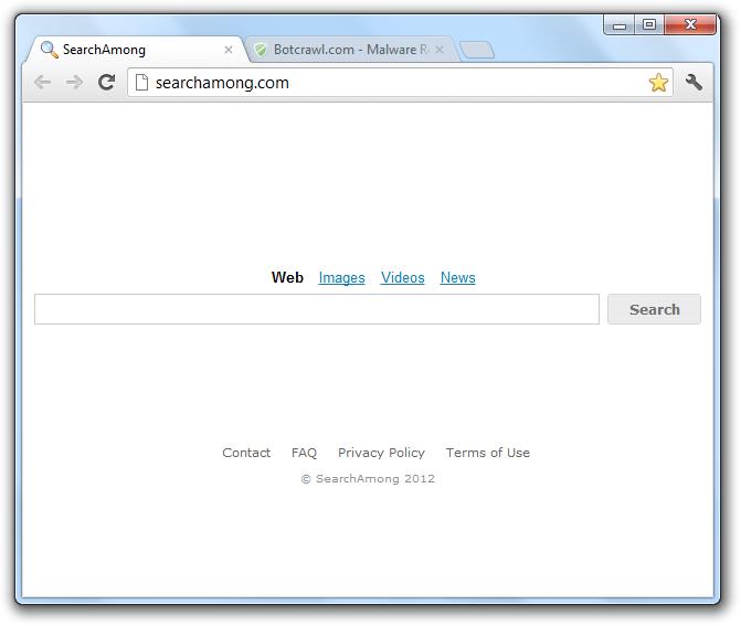 SearchAmong Hijacker Virus