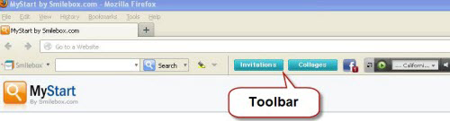 Smilebox Toolbar Virus Firefox