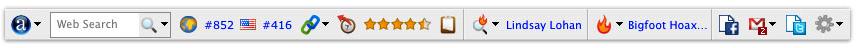 Alexa Sparky Toolbar Firefox