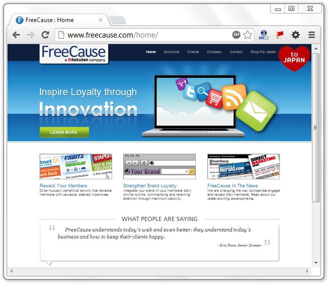 Freecause Virus