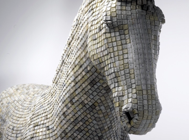 Hedonism Trojaner Computer Key Horse