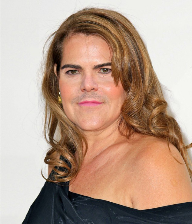Jack Black Photoshopped As A Woman