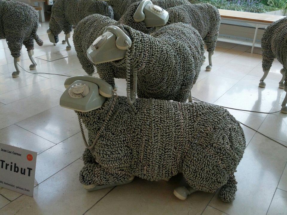 Phone Sheep