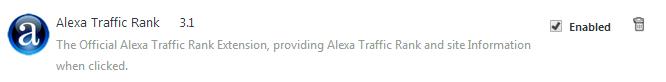 Remove Alexa Extension Chrome