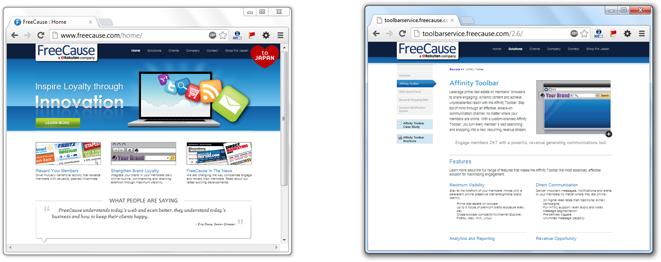 Remove Toolbarservice.Freecause.com Redirection Virus
