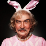 Sean Connery Photoshopped As A Woman