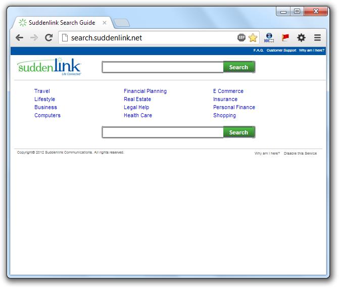 Search.Suddenlink.Net