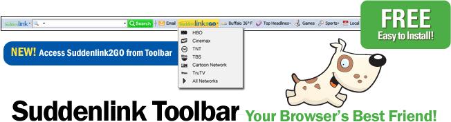 Suddenlink Toolbar Removal