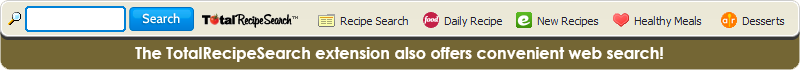 TotalRecipeSearch Toolbar Virus