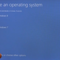 Change defaults or other options (Windows 8)