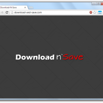 Download and Save virus