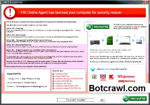 FBI Online Agent Virus