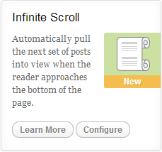 How To Customize The Font Color Of Text In The WordPress Jetpack Plugin Infinite Scroll Footer (Theme Name, Credits)