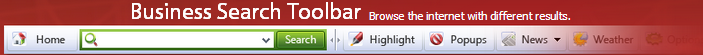 Uninstall Business Search Toolbar