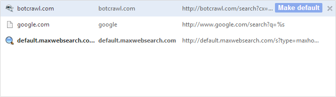 Remove MaxWebSearch
