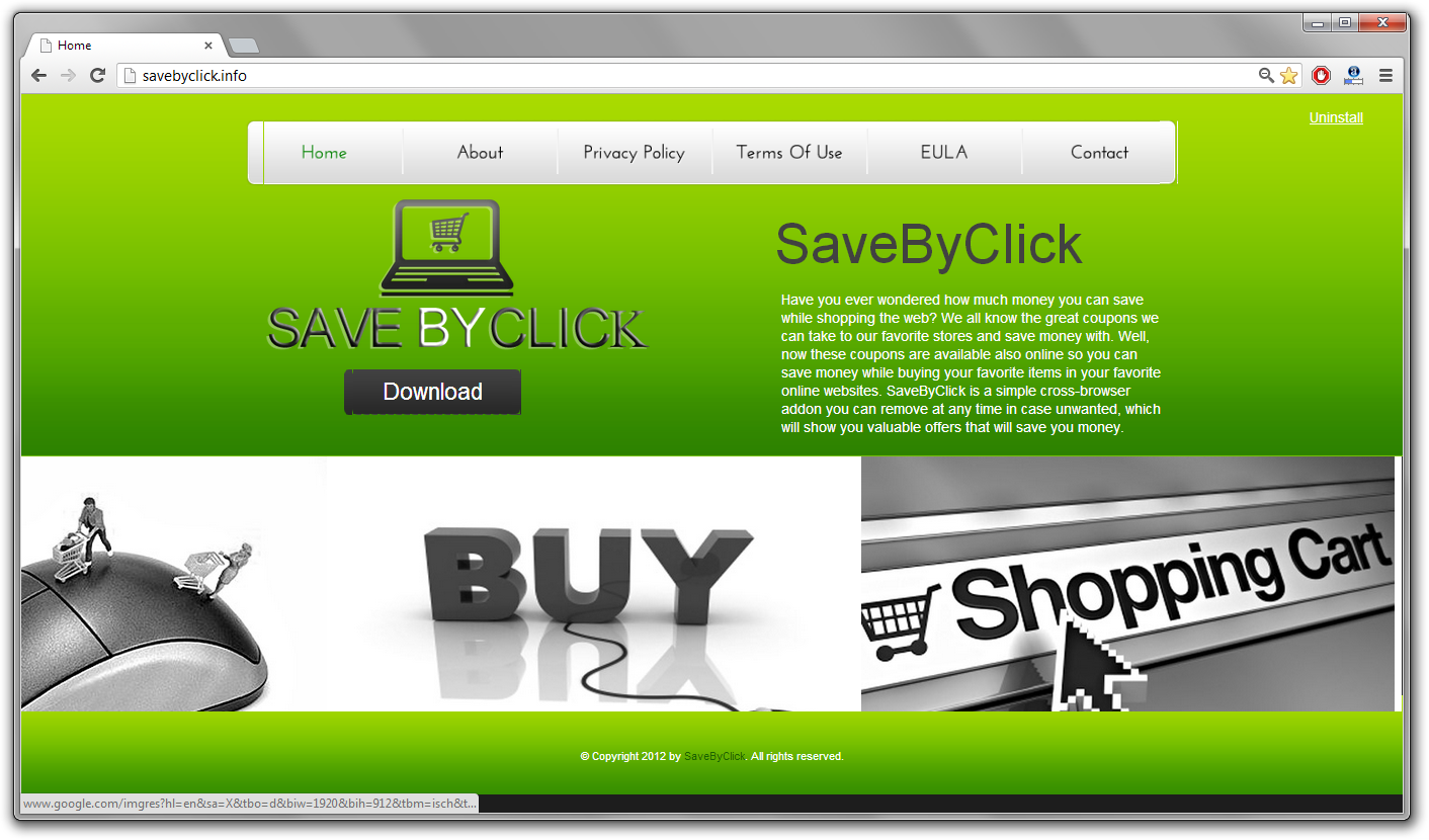 Remove Savebyclick