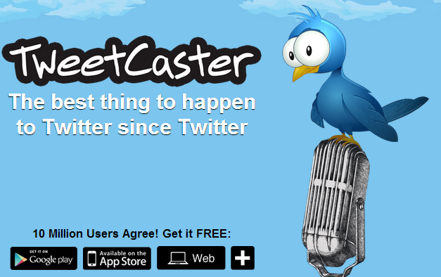 TweetCaster Virus Malware