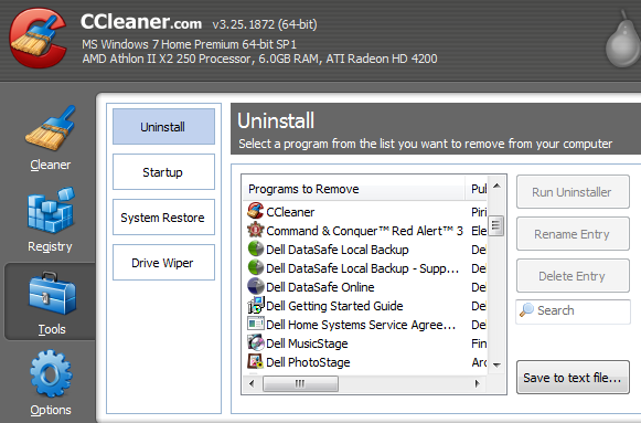ccleaner example