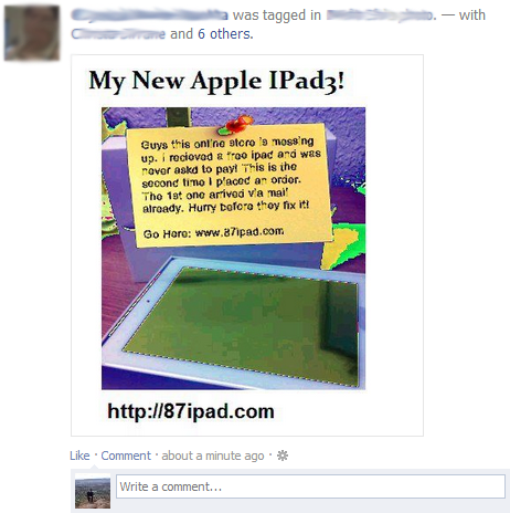 87ipad.com ipad scam