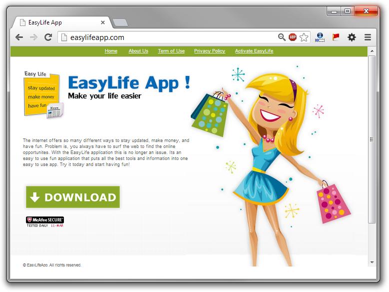 EasyLife App Scam