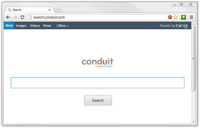 Search Conduit virus