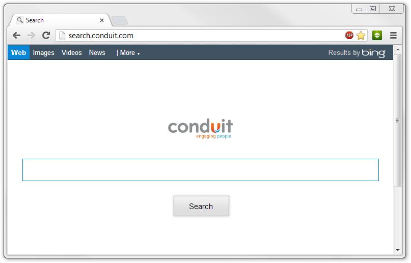 Problem - win32/toolbar.conduit.B - ESET Internet Security ...