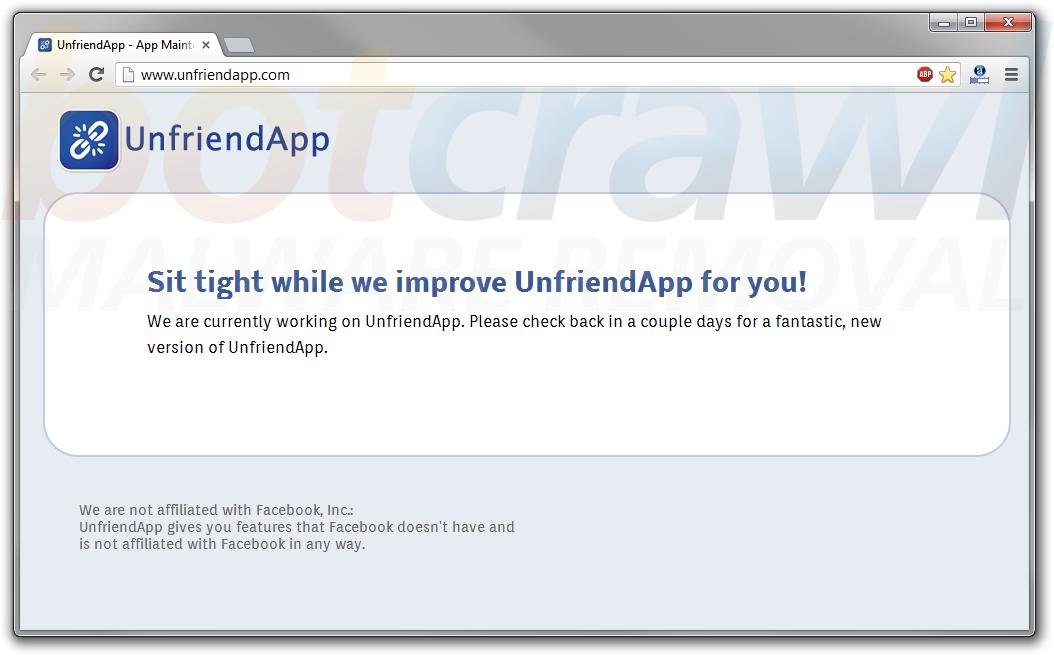 UnfriendApp