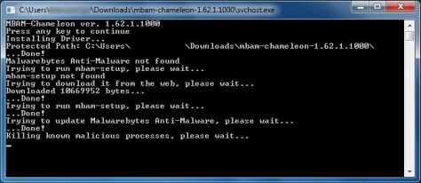 Kill Win32 downloader gen