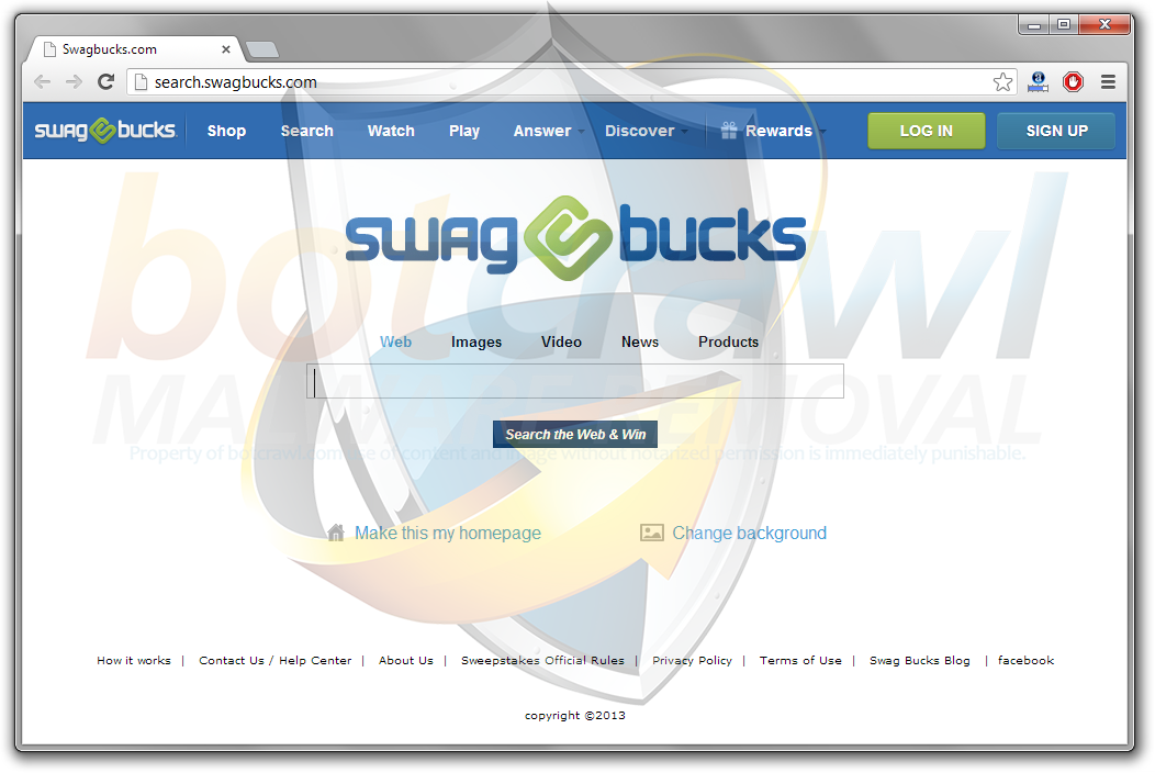 SwagBucks virus
