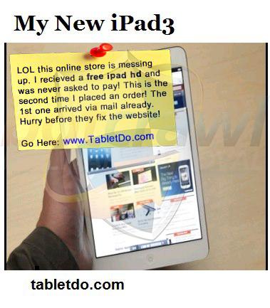 Tabletdo scam